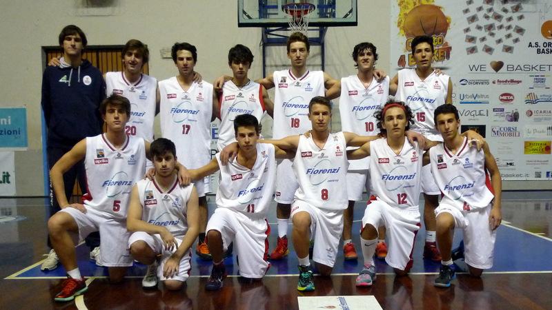 Under 19 Orvieto Basket, una sconfitta che fa male