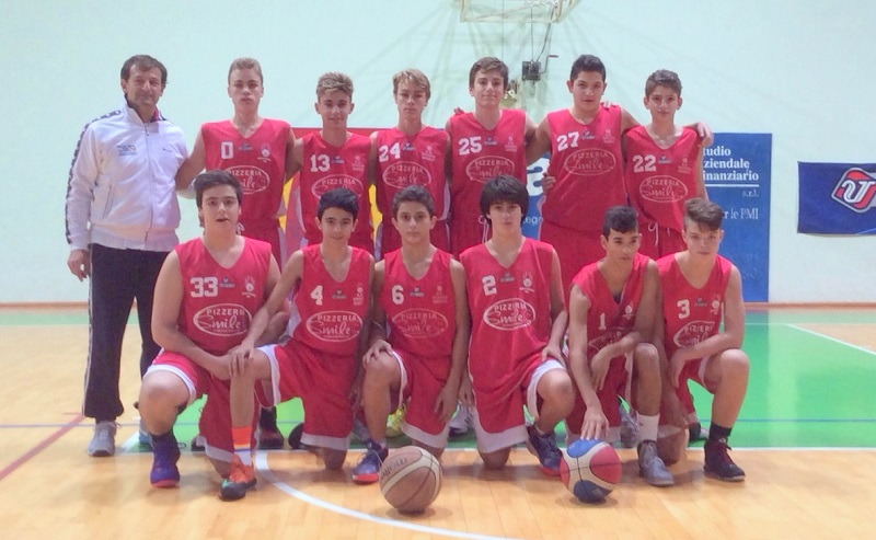 Orvieto Basket. Sconfitta con speranza per i ragazzi di coach Zannini
