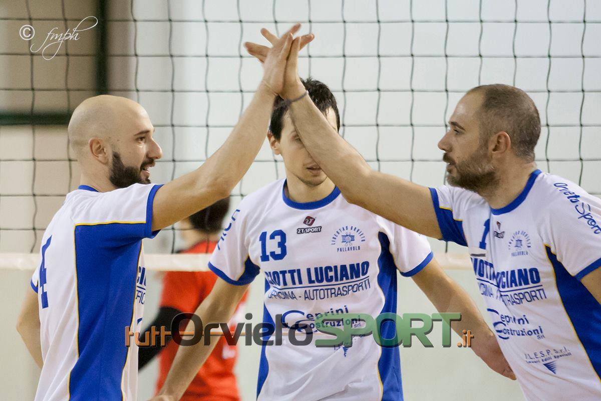 La Libertas Pallavolo Orvieto chiude la stagione con la sconfitta di Osimo