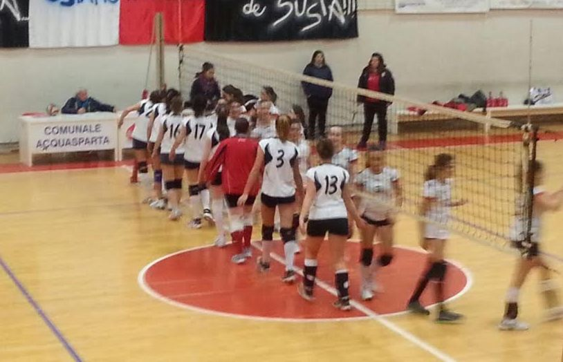 U14 del Volley Team Orvieto inarrestabile! Vince anche ad Acquasparta