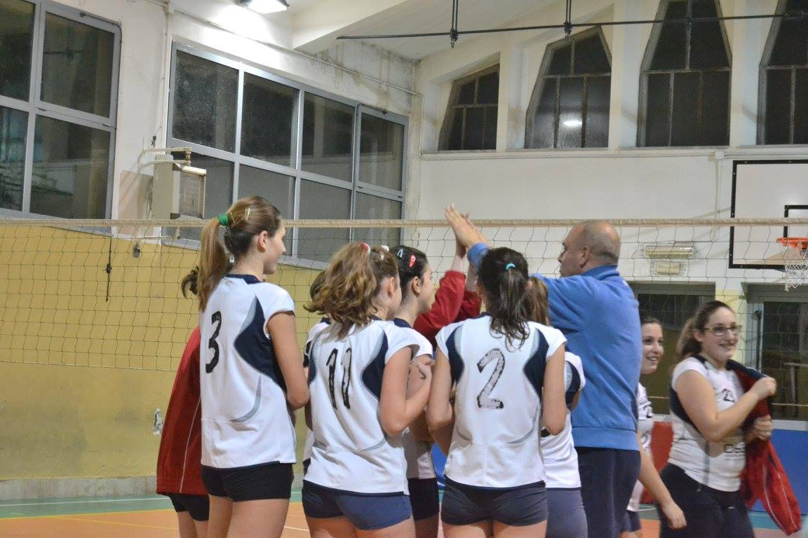 U14 Volley Team Orvieto fa suo il derby!