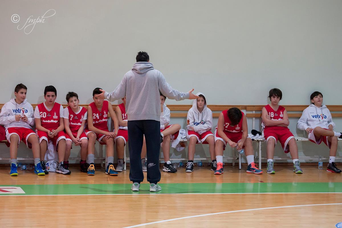 Niente da fare per i giovanissimi Orvieto Basket Under 13. Perugia vince