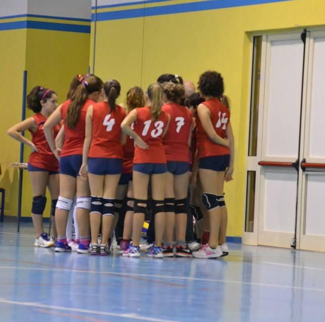 Continua senza intoppi il cammino positivo delle ragazze Volley Team Orvieto U13