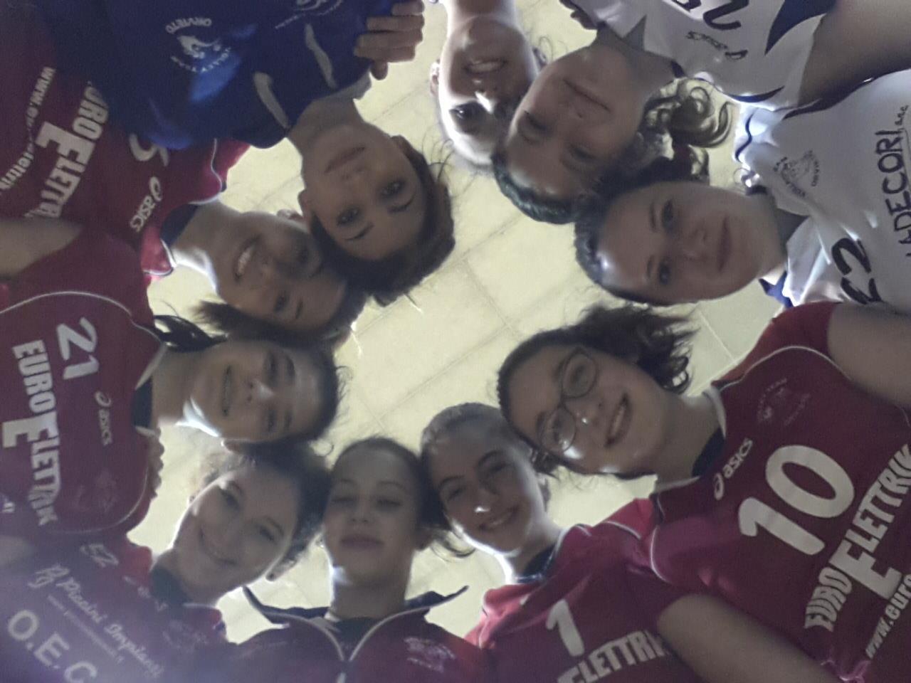 U16 BBS Consulting Volley Team Orvieto ad un passo dal titolo provinciale