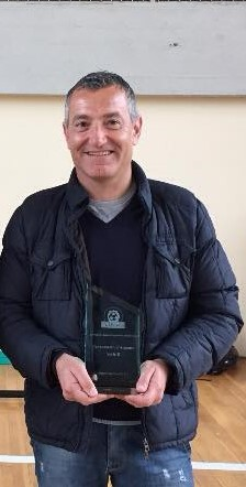 Fabrizio Tafani, tra il Palermo, il Cronometro d'oro e una dedica tutta speciale per la festa del papà