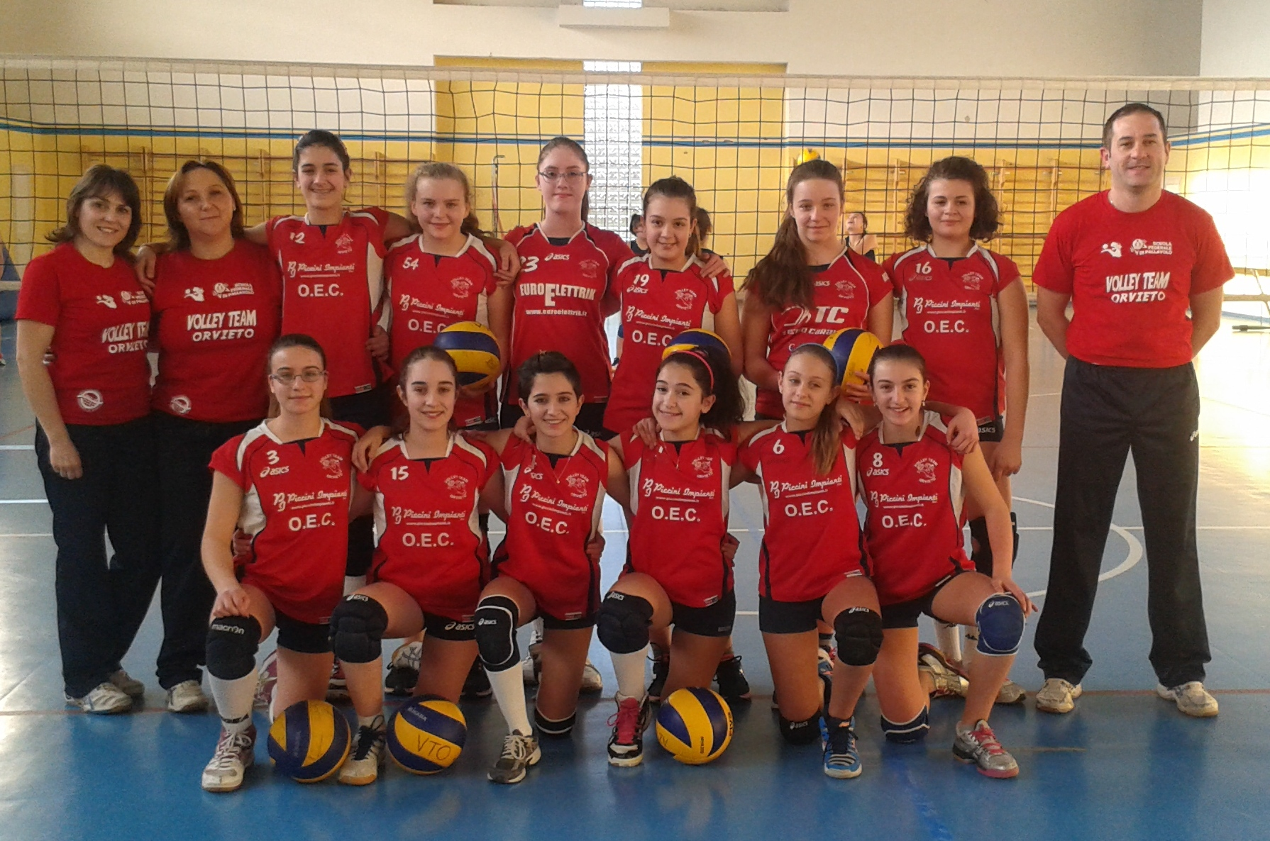 Il Volley Team Under 13 accede alla finale regionale