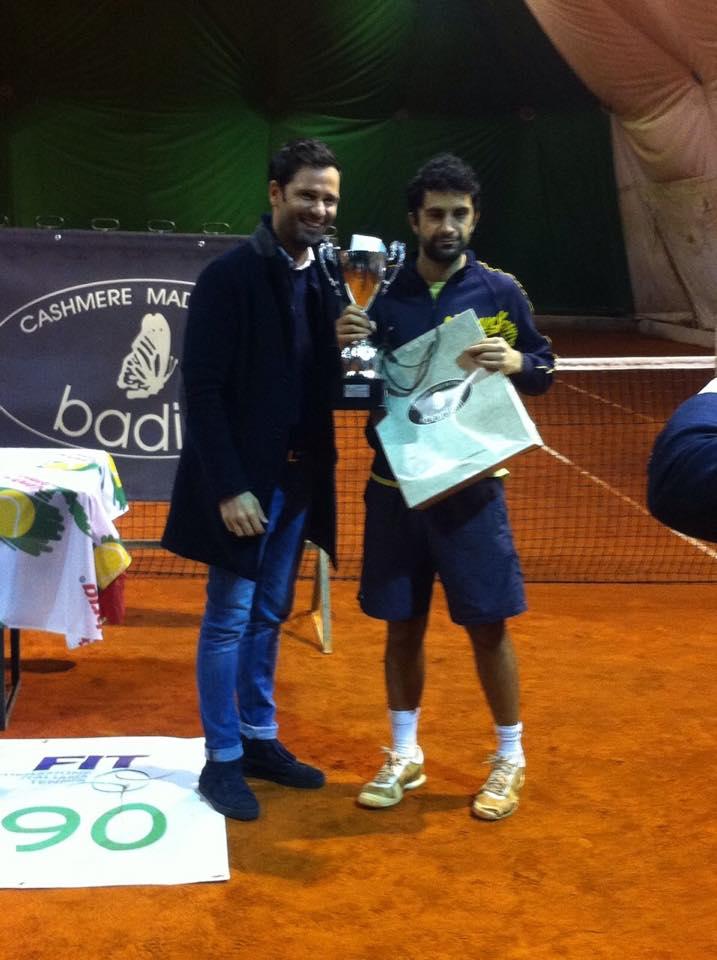 Prima tappa a Orvieto per la 30sima edizione dell'Umbria Tennis