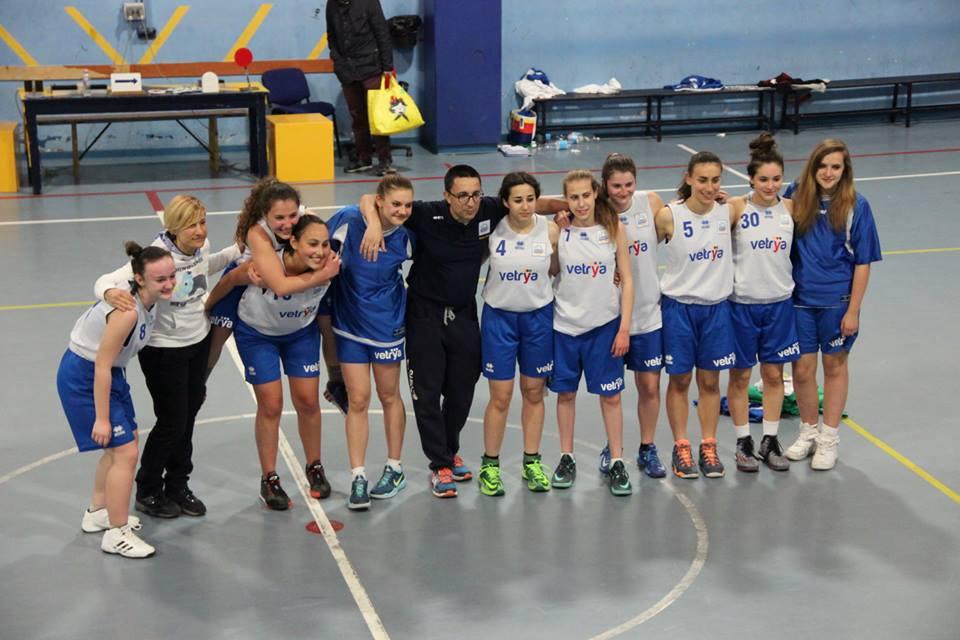 La Azzurra Vetrya Orvieto U17 seconda alla Final 3