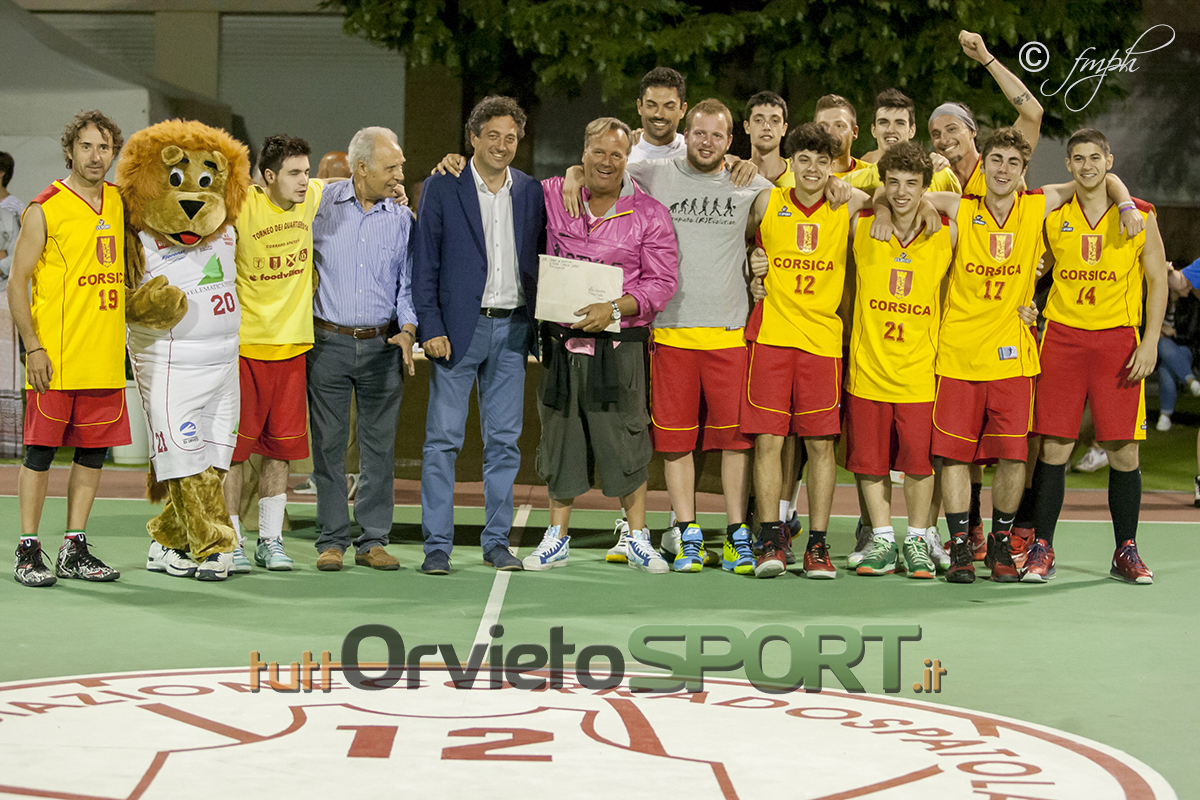 Doppio Corsica! Torneo dei Quartieri di Basket e Trofeo