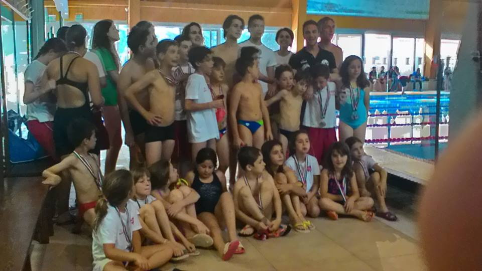 Nuoto , pokerissimo Uisp Orvieto al campionato interregionale