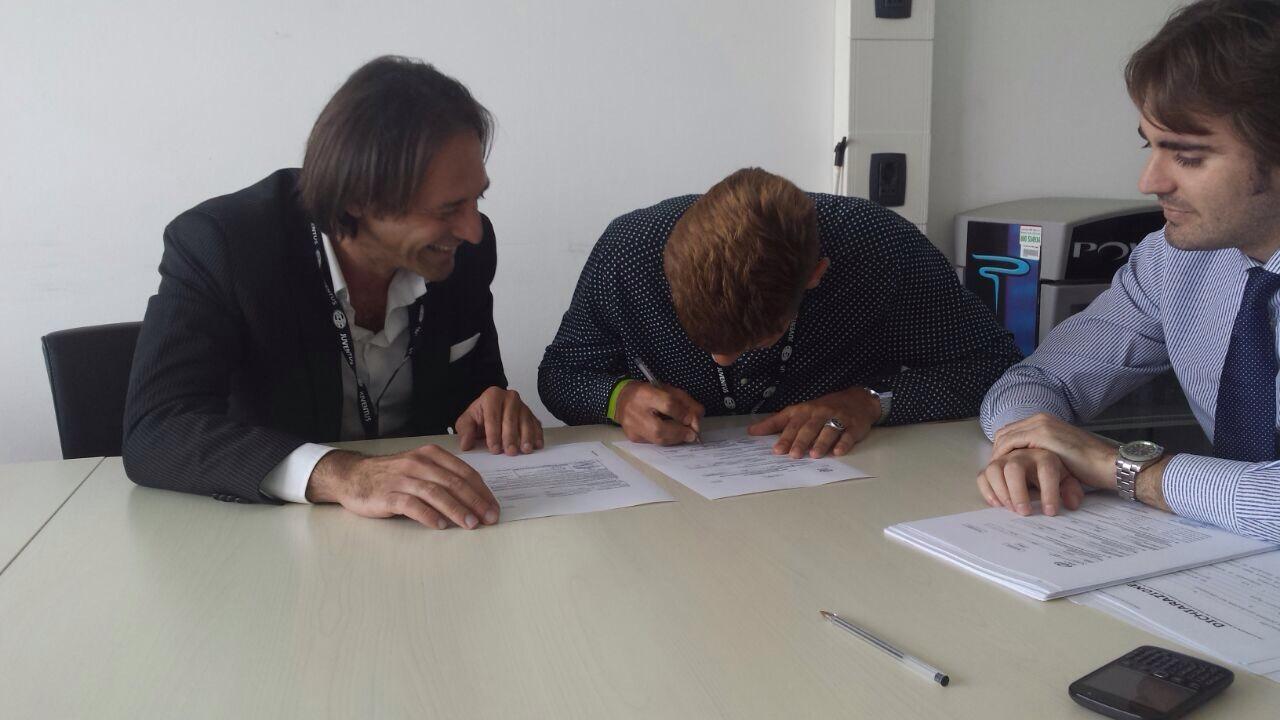 Filippo Marricchi, il sogno è realtà!