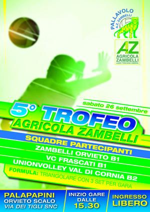 A Orvieto tutto è pronto per il via al Trofeo Agricola Zambelli