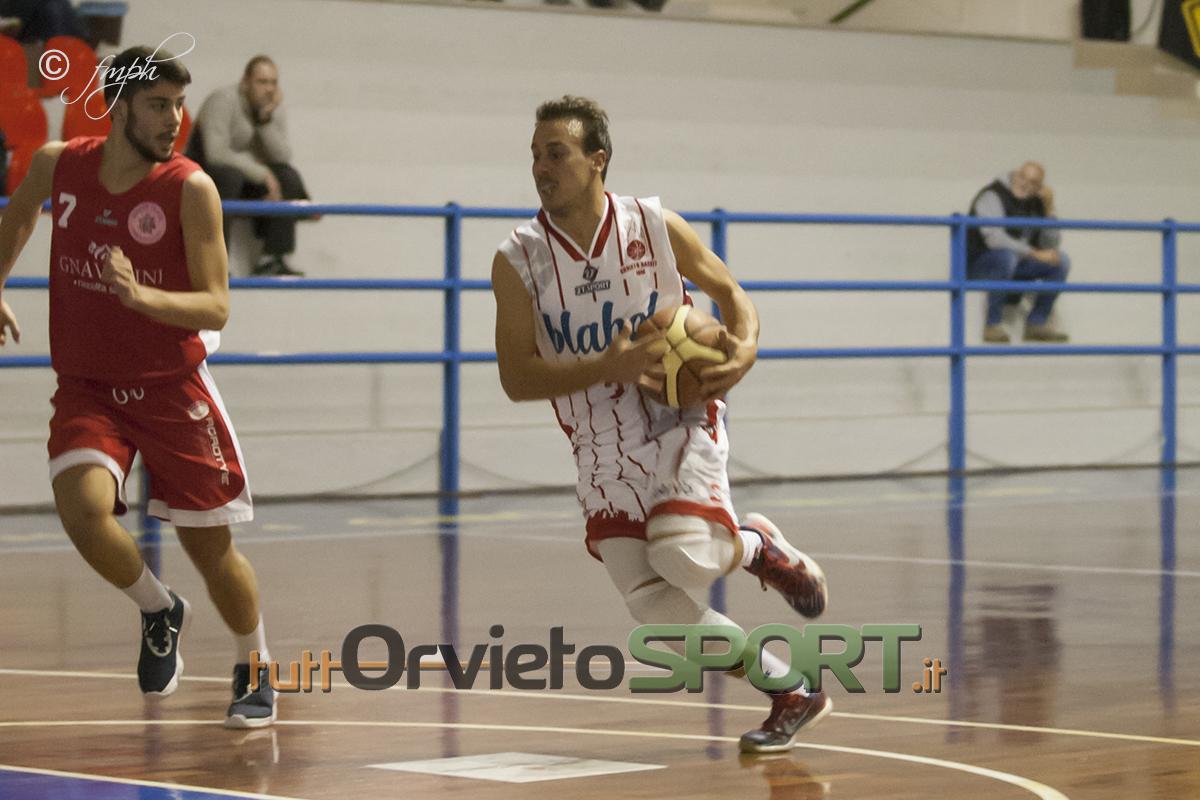 """Buona la seconda per coach Olivieri. I """"leoni"""" orvietani superano Bastia"""