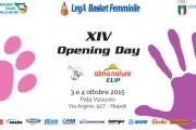 A1 femminile. Via al XIV Opening Day – Napoli 3-4 Ottobre