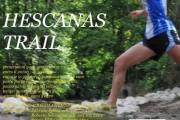 A Porano l'Hescana Trail. Corsa podistica di 16 Km