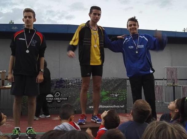 L'Atletica Libertas Orvieto torna alla vittoria alla MiniOlimpiade