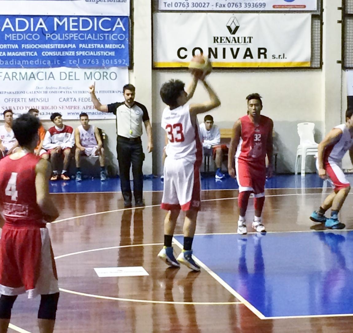Orvieto Basket U18 sconfitta in una partita dai due volti