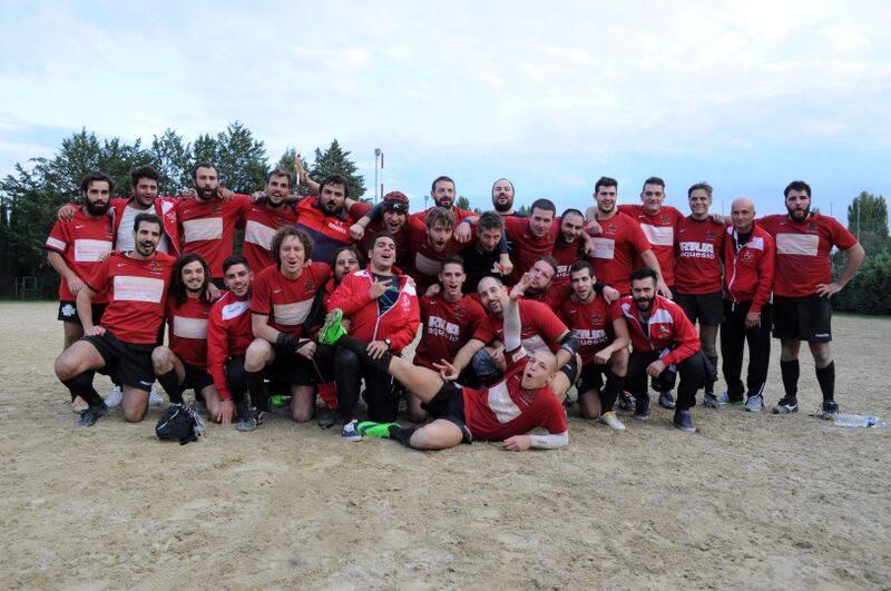 L'Orvietana Rugby affonda il Guardia Martana