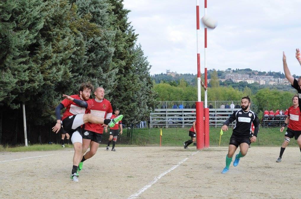 Esordio amaro per il rugby orvietano nella trasferta di Pesaro