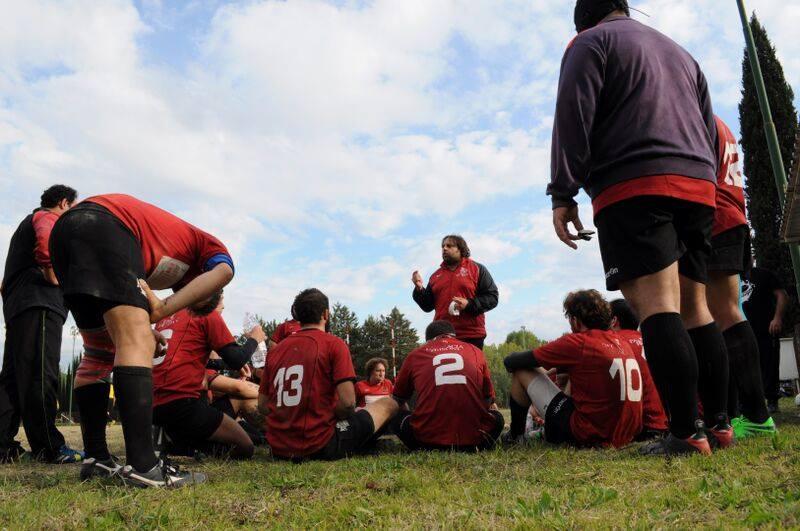 L'Orvietana Rugby non passa a Senigallia