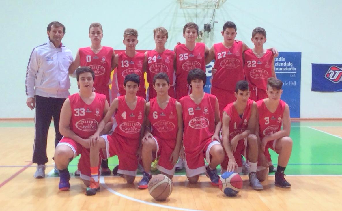 Orvieto Basket U16 ai nastri di partenza