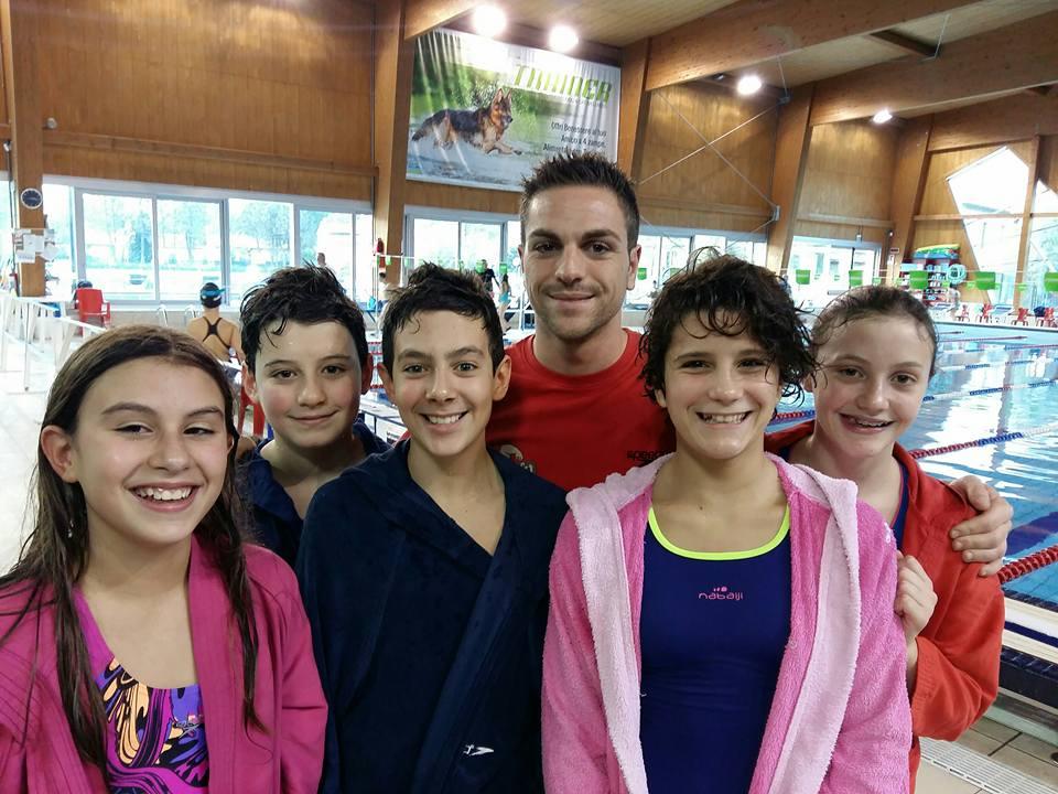 Parte alla grande la stagione dell'U.I.S.P. Nuoto Orvieto: a Terni tante soddisfazioni