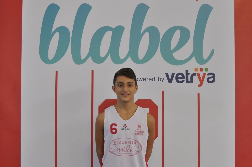 OrvietoBasket U15, esordio vincente