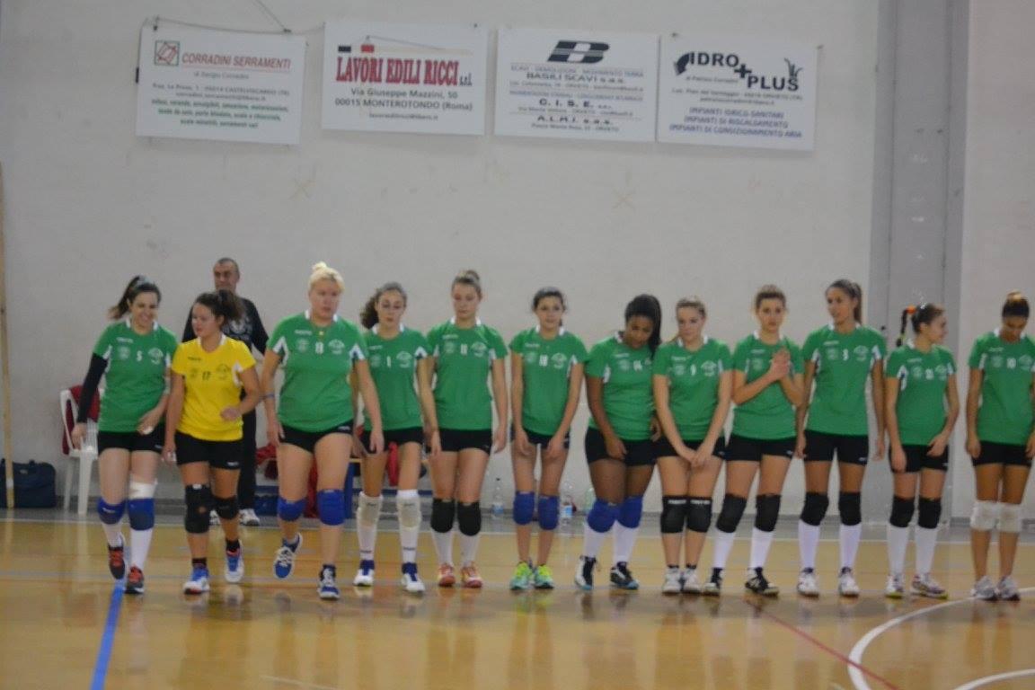 Volley Team Orvieto Teverina importante vittoria in casa