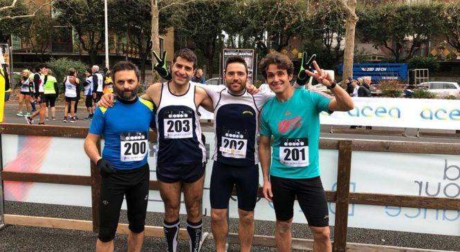 Anche gli Amatori Libertas alla Terni Half Marathon