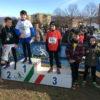 Bell'esordio dei giovanissimi dell'Atletica Libertas ai campionati regionali individuali di corsa campestre