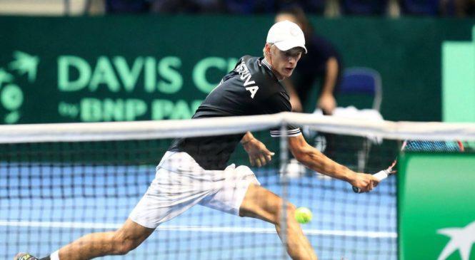 """Incredibile Tc Open: ingaggiato il """"DavisMan"""" lituano Lukas Mugevicius"""