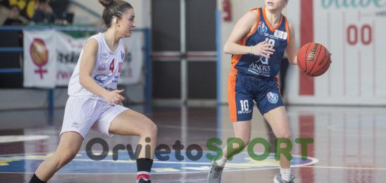Al PalaPorano passa il Palermo, stop casalingo per Azzurra