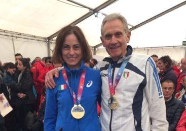 Europei Master Indoor, tris d'oro per Pelliccia, due medaglie per Pedetti