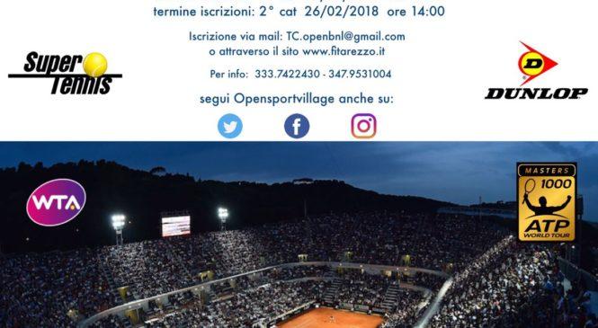 Bnl 2018: esplosione di tennis al TC Open