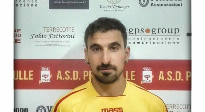 100 volte Massimiliano Pagnotta, bomber alla Pro Ficulle
