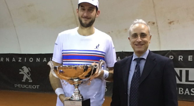 Tornei Open BNL pre-qualificazioni. Orvieto promuove Vanni e Balducci