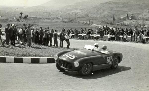 """LA 1000 MIGLIA – """"la corsa più bella del mondo"""" – farà tappa ad Orvieto il 17 maggio"""