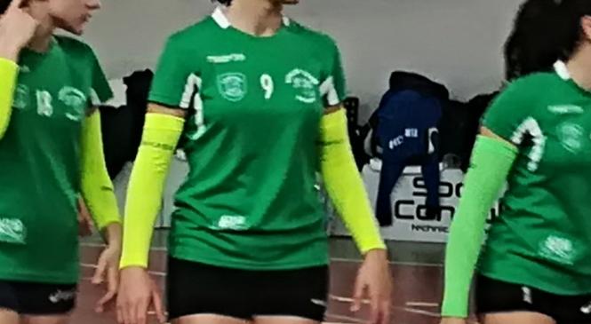 """VI edizione del Torneo nazionale di volley """"Città di Viterbo"""". Elena Menichetti del VTO miglior attaccante U16 del torneo"""