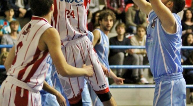 Orvieto Basket in semifinale play-off