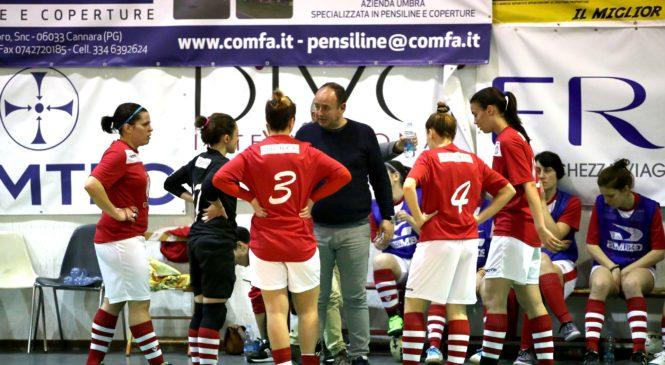 Orvieto FC, doppio appuntamento nel femminile