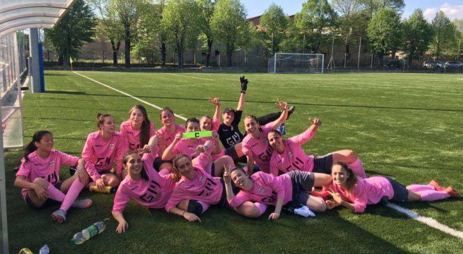 Orvieto FC prima vittoria stagionale della C11 rosa. E domenica big match contro il Ciconia