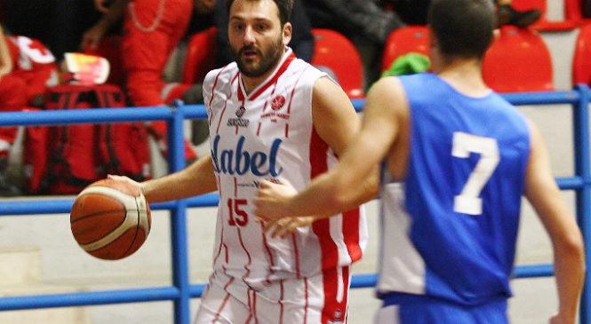 Orvieto Basket e Valerio Abet ancora insieme