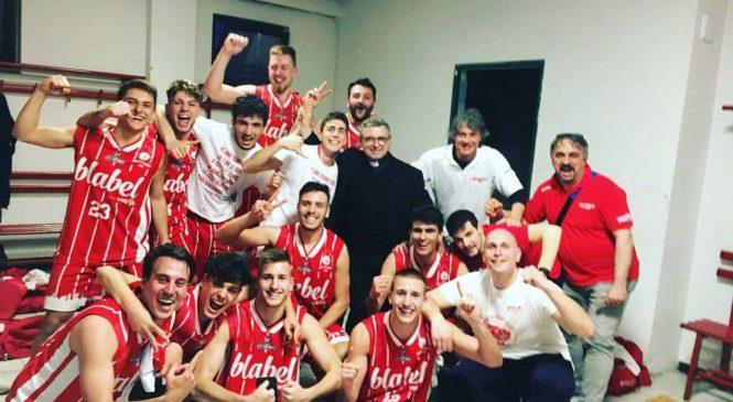 Alla Vetrya Orvieto Basket la gara uno della semifinale in C Silver. Mercoledì 25 la gara due
