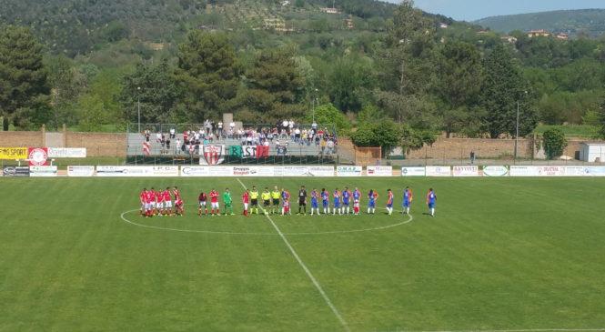 """Cade di misura l'Orvietana. Al """"Muzi"""" passa il Bastia capolista"""