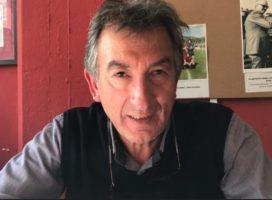 Massimo Porcari indica la strada dell'Orvietana Calcio