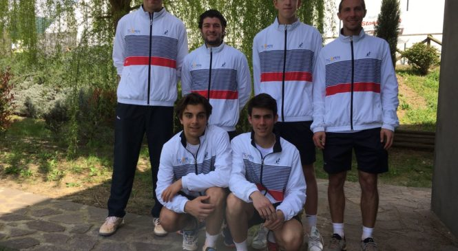 Tennis serie C, Tc Open Orvieto rullo compressore