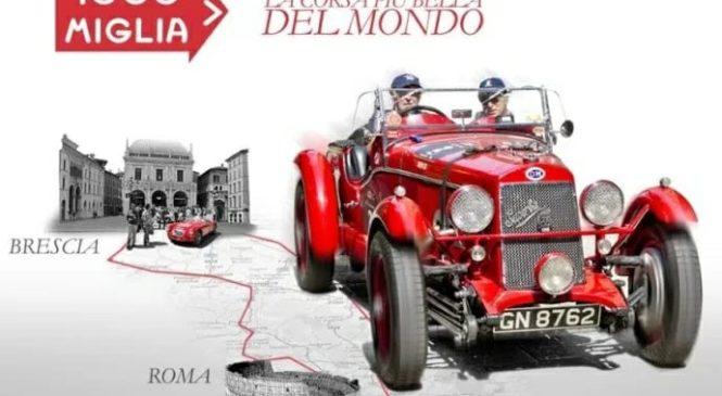 A Orvieto è il giorno della Mille Miglia