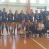 Libertas Pallavolo Orvieto Under 13 femminile campione regionale