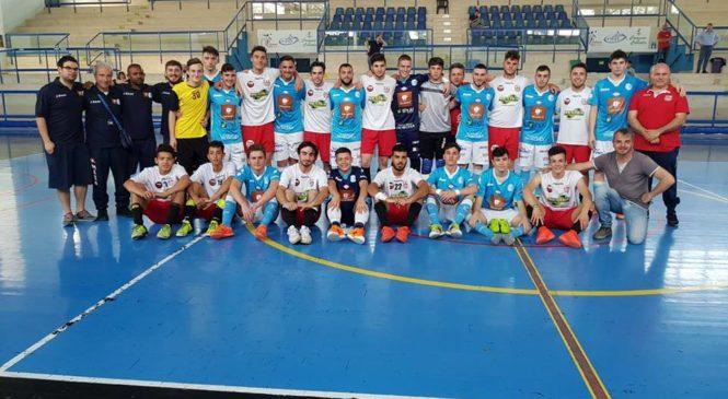 """OrvietoFC Juniores. Non riesce l'impresa play-off scudetto. Bellagamba: """"lo stesso una grande emozione"""""""