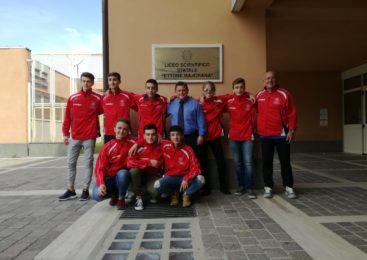 Il Majorana a Palermo ai campionati nazionali studenteschi di Atletica